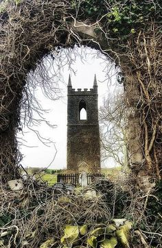 hammer-ov-thor:  Tullylish Old Tower, County Down, Northern Ireland