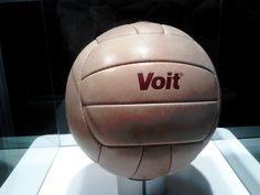 El balón Voit en la historia del Fútbol Mexicano