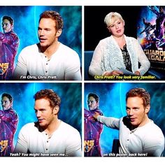 Guardians of the galaxy...:D