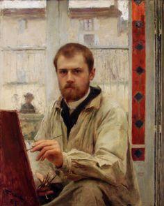 Émile Friant – Pinturas