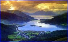 Scotland will always be like a home to me it has views like no other and I'm apart of it I have mackintosh blood in me and the mackintosh clan that I call brothers and sisters fought well and hard I'm glad and proud to be apart of it never forgotten