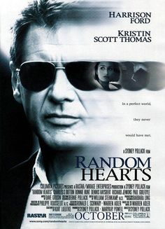 Random Hearts , starring Harrison Ford, Kristin Scott Thomas, Charles S. Dutton, Bonnie Hunt. After the death of their loved ones in a tragic plane crash 'Harrison Ford' and Kristin Scott Thomas find... #Drama #Mystery #Romance