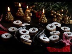 Geleneksel Linzer Yılbaşı Kurabiyeleri - Glütensiz & Hindistan cevizi şekerli - YouTube
