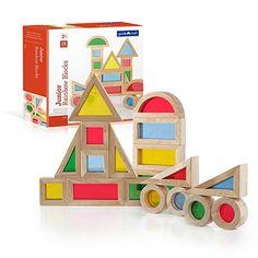 Rainbow Block 20 Piece Set