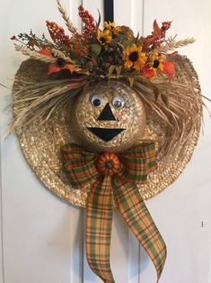 Excited to share this item from my shop: Franklin Fall Scarecrow Crafts, Halloween Crafts, Scarecrows, Burlap Ribbon Crafts, Wreath Crafts, Autumn Crafts, Thanksgiving Crafts, Wooden Clothespin Crafts, Easy Fall Wreaths