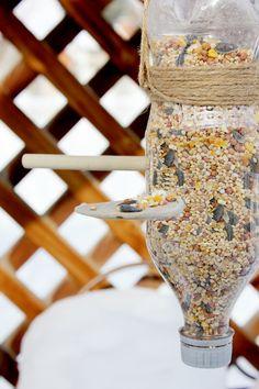 Taking Care of Backyard Birds This Winter: Make A Simple DIY Bird Feeder homemade bird feeder – One Good Thing by Jillee