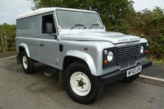 2010 60 Land Rover Defender 110 2.4d 3 dr 3 Doors | eBay