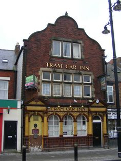 The TRAM CAR INN on Southwick Green, Sunderland, is pictured on February A visit in July 2012 found it open! No real ale, but Marston's Smooth was on offer. Sunderland England, Creative Writing Ideas, British Pub, Durham, Newcastle, Homeland, Great Britain, Countryside, Mystic