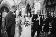 Jenny from UK ❤ JESUS PEIRO bride  Sophie Duckworth Photography