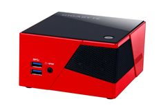 Gigabyte's Brix Pro Steam box, I'd much rather build this but its pretty cool.