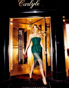Lily Donaldson by Terry Richardson for Harper's Bazaar