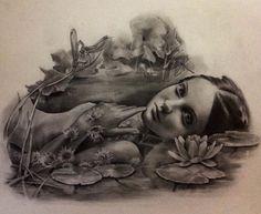 Por Amor al Arte: Dibujos de la artista de Japón Ozabu.