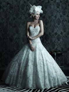 Allure Couture C225 Wedding Dress
