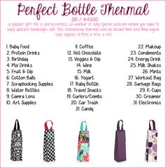 Perfect Bottle Thermal