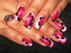 Nails - http://yournailart.com/nails-318/ - #nails #nail_art #nails_design #nail_ ideas #nail_polish #ideas #beauty #cute #love