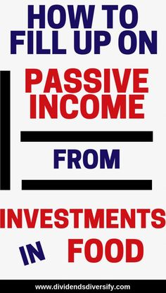 This is about dividend stock Sysco. Build wealth through passive income streams this investment offers. Dividends are great for passive inco. Investment Tips, Investment Portfolio, Investment Companies, Investment Group, Retirement Investment, Early Retirement, Investment Property, Investment Quotes, Income Property