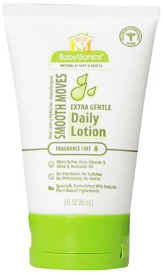 Introducing BabyGanics Smooth Moves Extra Gentle Daily Lotion Fragrance Free 3Ounce Pack of 3 Packaging May Vary. Get Your Ladies Products Here and follow us for more updates!