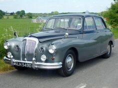 Daimler Majestic Major 1966.