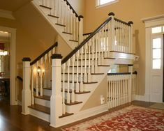 Traditional Staircase Dining Room Fire Place Design, Pictures, Remodel, Decor and Ideas - page 2