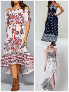 Boho jewellery and bags. Gypsy Style, Bohemian Style, Boho Jewellery, Magazine Articles, Summer Trends, Summer 2016, Boho Dress, Online Shopping, November