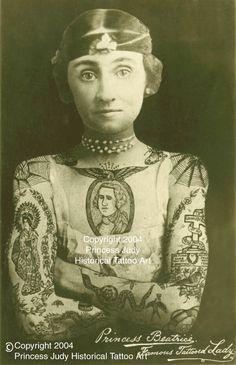 Princess Beatrice aka Bertha Ritchie. Bio after the click
