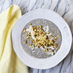 Meyer Lemon Chia Pudding 8 Healthy Breakfast Alternatives that Will Fill You Up  https://www.toovia.com/lists/8-healthy-breakfast-alternatives-that-will-fill-you-up
