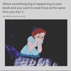 When something big i