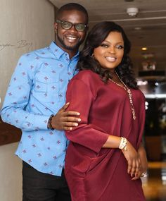 see exceptionally new stunning photos of actress Funke Akindele, the mother of twin boys and her lovely husband. Casual Dresses Plus Size, Twin Boys, Bikini Photos, Actress Photos, Celebrity Gossip, House Party, Beautiful Actresses, Comedians, Leather Jacket