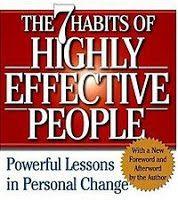 Bookpost: Los siete hábitos