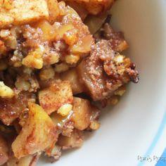 Fast Paleo » Honey Walnut Apple Crisp - Paleo Recipe Sharing Site