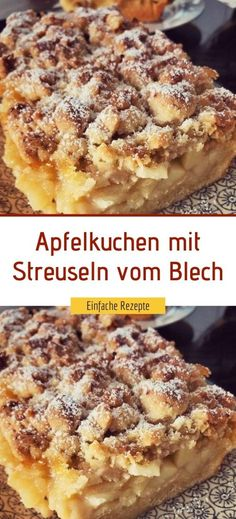 German Baking, Eating For Weightloss, Just Cakes, Cake Cookies, Sweet Recipes, Bakery, Sweet Treats, Food Porn, Food And Drink