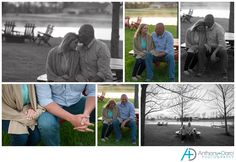 Country Engagement shoot in Pure Michigan! Love these two! Keyword: Wedding photography