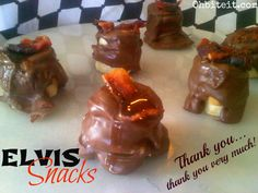 ~Elvis Snacks!