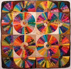 Quilts from Quilts with a Spin