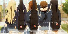 /K-ON!/#290206 - Zerochan | Kakifly | Kyoto Animation / Hirasawa Yui, Tainaka Ritsu, Akiyama Mio, Kotobuki Tsumugi, and Nakano Azusa
