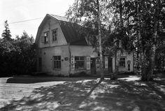Puistola   Grünberg Constantin 1966   Helsingin kaupunginmuseo   Puistola. Puistolantie 27. (= Puistolan tori 5) -- , , mv