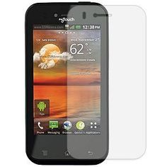 Anti-Glare Screen Protector for T-Mobile myTouch (LG myTouch E739) $0.05