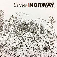 【Style NORWAY】 スタイルノルウェー Vol.3 最新号入荷しました。  Please take one for free  #hhjp #hellyhansen #norway #waterfulvacation #kubbe #キュッパ  #ノルウェー #ヘリーハンセン #thenorthface #japan #outdoor #ノースフェイス #tnf #西宮 #西宮ガーデンズ #tnfjp