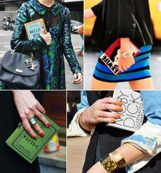 book bag - olympia le tan