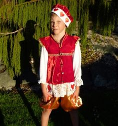 knave of hearts costume - Google Search