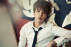 Bangtan Boys (BTS) Skool Luv Affair: 2nd. Mini Album (2014.02.12) BBangtan Boys (BTS)'s Jin