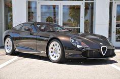Alfa Romeo TZ3 Stradale #AlfaRomeo #Alfa #italiandesign