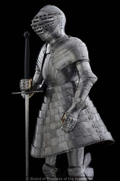 Tonlet armour of King Henry VIII