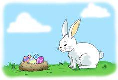 Exemple de coloriage du lapin de Pâques Trait Vertical, Pikachu, Fictional Characters, Art, Color Splash, Color Pencil Picture, Children, Art Background, Kunst