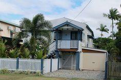 Nicely renovated Queenslander in Gatton Street, Parramatta Park #CairnsQueenslanders