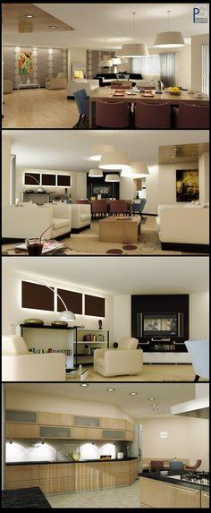 Bachelor Pad - Interior by Pitposum