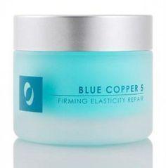 @Osmotics Cosmeceuticals Blue Copper 5 Firming Elasticity Repair #skincare