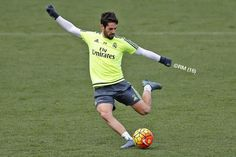 Youtube Real Madrid players carry out intense crossing and shooting exercises in training