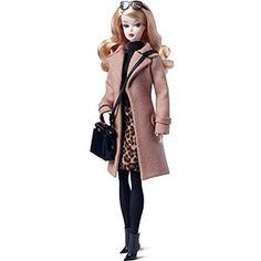 バービーコレクター バービー ファッションモデルコレクション トレンチコート(DGW54)