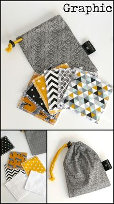 zero waste for beginner / beginner zero waste & beginner zero waste kit & zero waste beginner tips & zero waste for beginner & beginner guide to zero waste & zero waste videos beginner Diy Sewing Projects, Sewing Projects For Beginners, Sewing Hacks, Sewing Tutorials, Sewing Crafts, Scrap Fabric Projects, Creation Couture, Couture Sewing, Fabric Bags